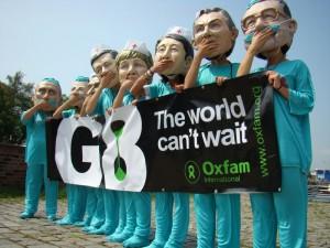 Il G8 del 2007 (foto net_efekt)
