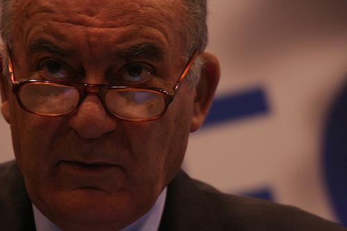 Il presidente del Censis Giuseppe De Rita (ph. Forum PA cc flickr)