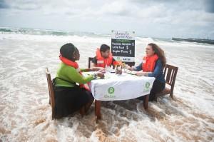 Filo diretto con i negoziati sul clima di Durban