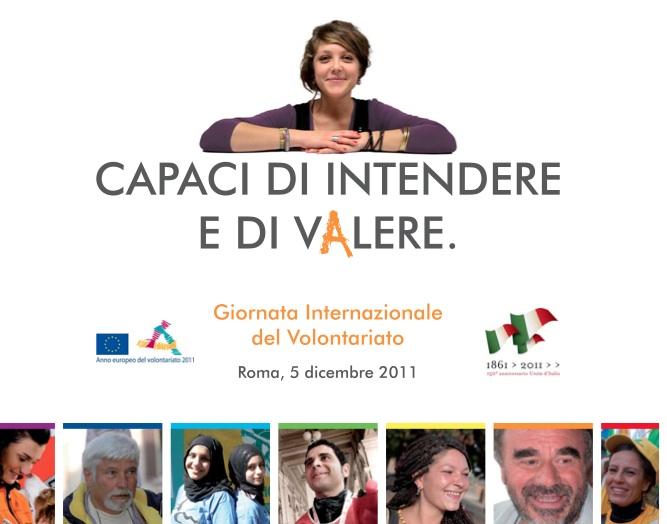 Un'immagine della campagna