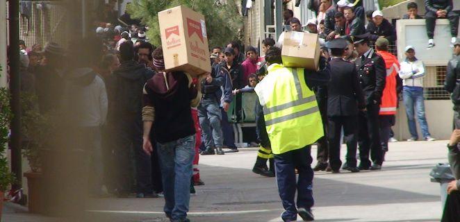 Cresce in Italia il numero dei rimpatri volontari