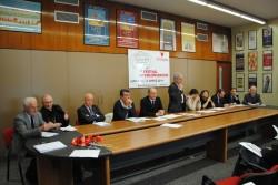 La presentazione a Lucca dell'edizione 2014 del Festival del Volontariato