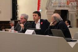 Edoardo Patriarca, Matteo Renzi, Riccardo Bonacina
