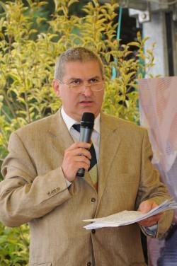 Il presidente delle Misericordie toscane Alberto Corsinovi