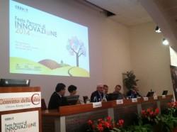 Un momento della presentazione dei progetti al Cesvot