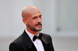 L'attore Gianmarco Tognazzi