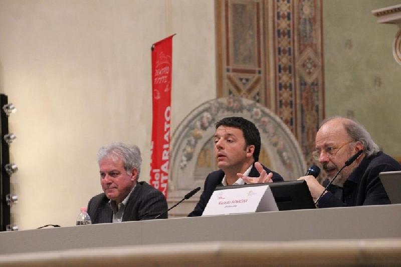Patriarca, Renzi, Bonacina