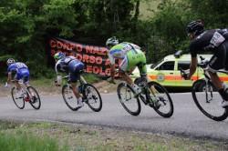 Cnsas al Giro d'Italia