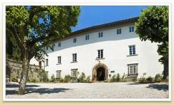 La Villa del Seminario di Arliano, sede del seminario di formazione civile