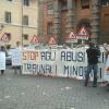 Manifestazioni contro abusi minorili