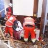 Volontari Anpas in azione in Toscana