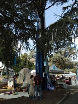 Una foto del parco Villa Guardia