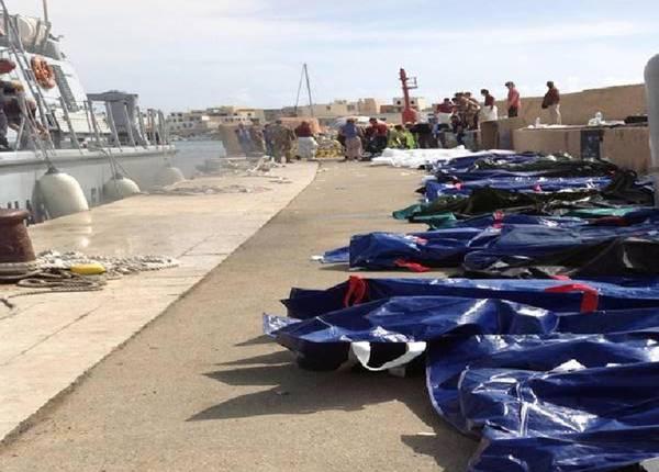 Naufragio Lampedusa: superstiti, sul barcone in 500