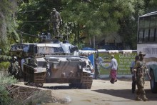At least 15 die in an attack on Kenyan university