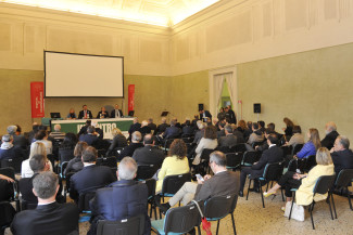 Conferenza stampa Airc-Banco Popolare (2)