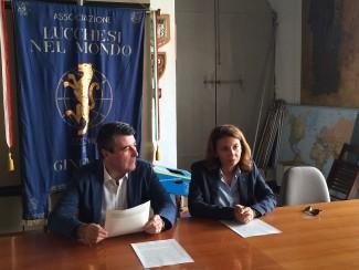 Stefano Baccelli e Ilaria Del Bianco