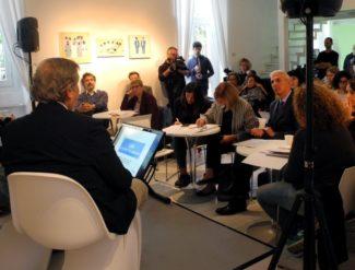 Conferenza stampa (1)