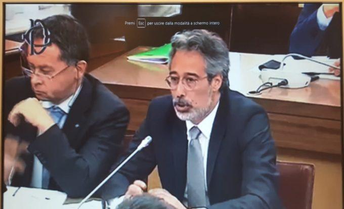 Messina_Audizione Camera_4 luglio 2018
