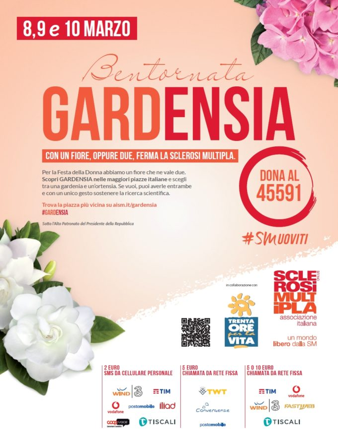 Festa Della Donna Gardensia Torna A Colorare Di Rosa Le Piazze